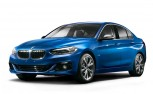 Front-Drive BMW 1 Series Sedan Introduced Exclusively for China