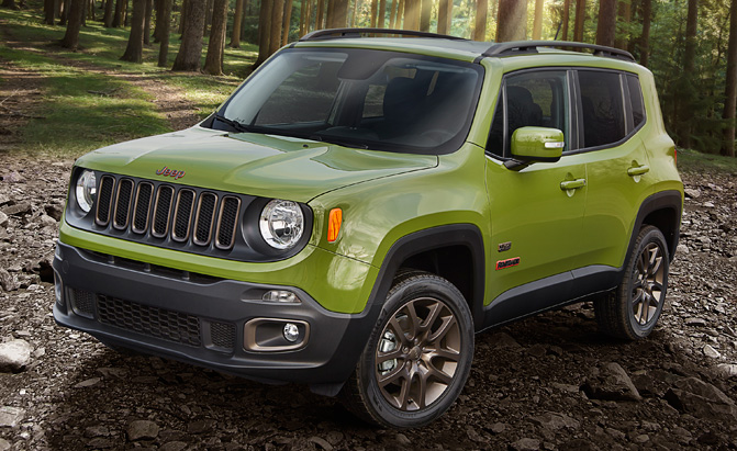 jeep renegade fca recalls various models to address software, wire harness issues