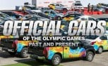Official Cars of the Olympic Games: Past and Present