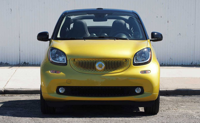 2017 smart fortwo cabrio review