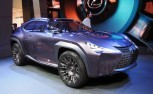 Lexus UX Concept Previews Flashy Compact Crossover