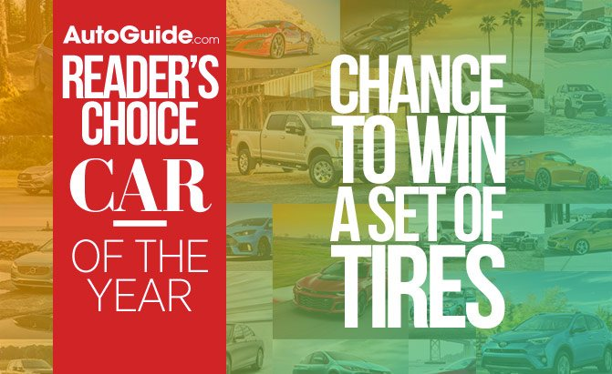 2017 AutoGuide.com Car of the Year Reader's Choice