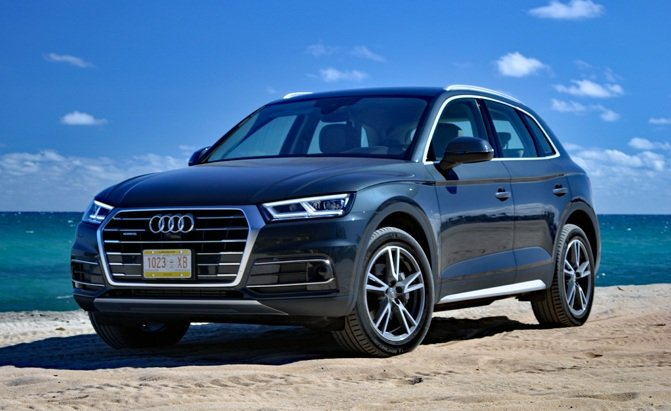 5 Things You Need to Know About the 2018 Audi Q5 » AutoGuide.com News