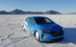 Unlikely Hyundai Sets a New Land Speed Record