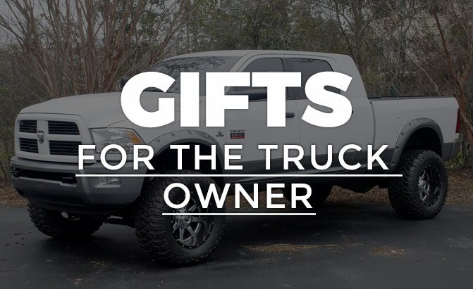 Gifts for Truck Owners