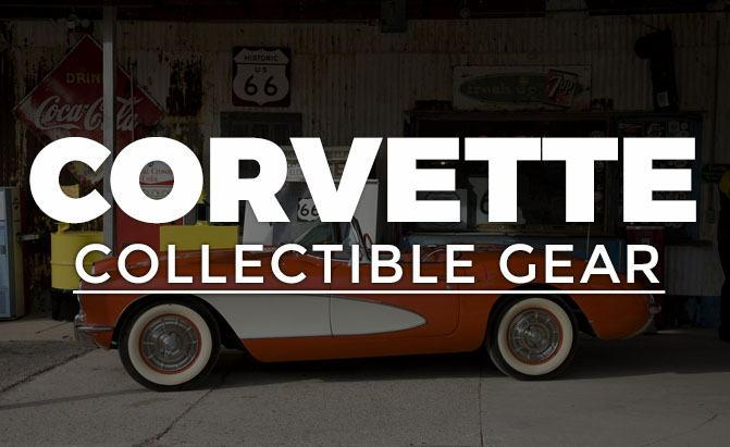 Cool Corvette Collectible Gear