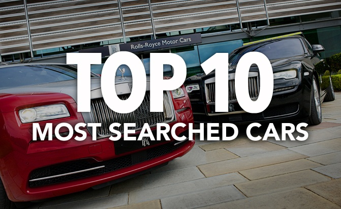 most-searched-cars-2016