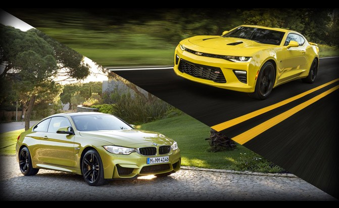 Poll Chevrolet Camaro Ss Or Bmw M4 Autoguide News