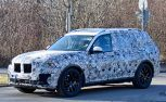 BMW Flagship SUV Hits the Road for Testing