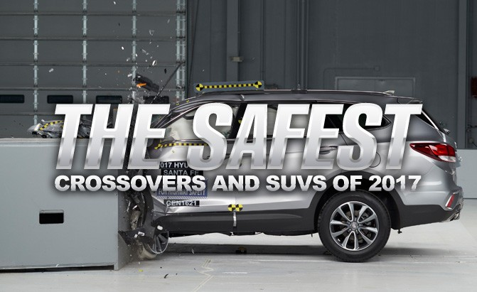 The Safest Crossovers And Suvs Of 2017