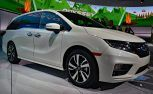 All-New 2018 Honda Odyssey Offers Quieter Cabin,10-Speed Transmission
