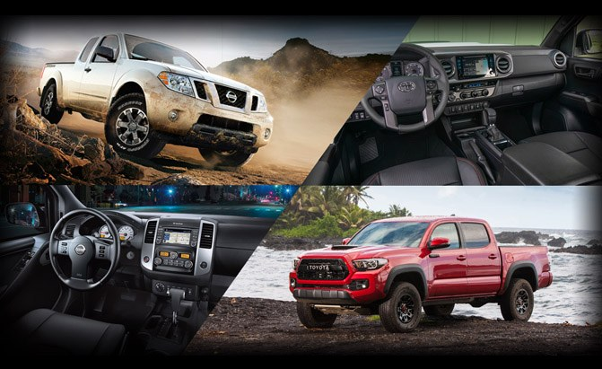 Frontier Vs Tacoma >> Poll Toyota Tacoma Or Nissan Frontier Autoguide Com News