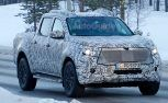 Mercedes Pickup Truck Looks Production Ready in Latest Spy Photos