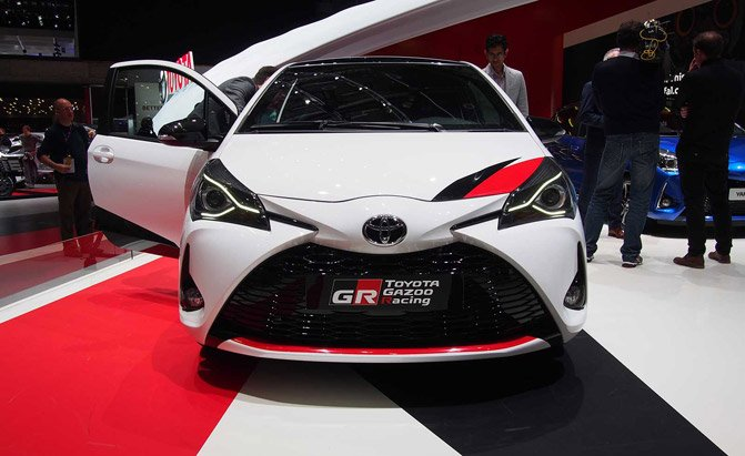 2018 toyota with manual transmission. simple with 2018 toyota yaris and grmn video first look  autoguidecom news in toyota with manual transmission