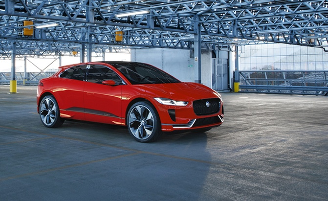 Jaguar and BMW Join Forces on Next-Gen Electric Drive Systems