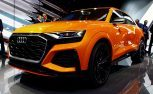 Mild Hybrid Audi Q8 Sport Concept Shows Closer-to-Production SUV