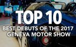 Top 10 Best Debuts at the 2017 Geneva Motor Show