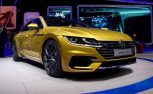 Don't Call it a CComeback: Volkswagen Arteon Debuts