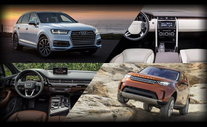Land Rover Discovery or Audi Q7