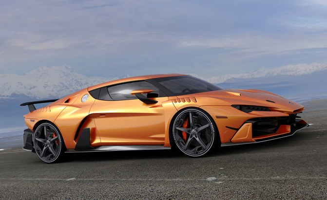 ea73ab62a8 It Looks Like Italdesign is Working on a Coachbuilt Nissan GT-R ...