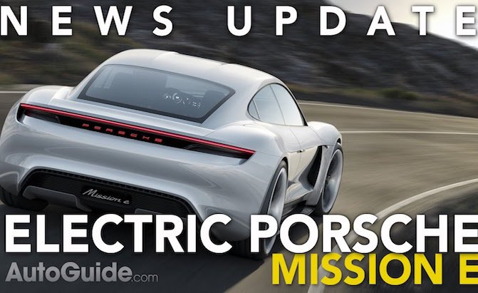 A Dodge Demon Teaser, Porsche Mission E Details and New Toyota Supra Photos: Weekly News Roundup Video