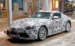 Toyota Supra Spied Up Close Revealing More Details