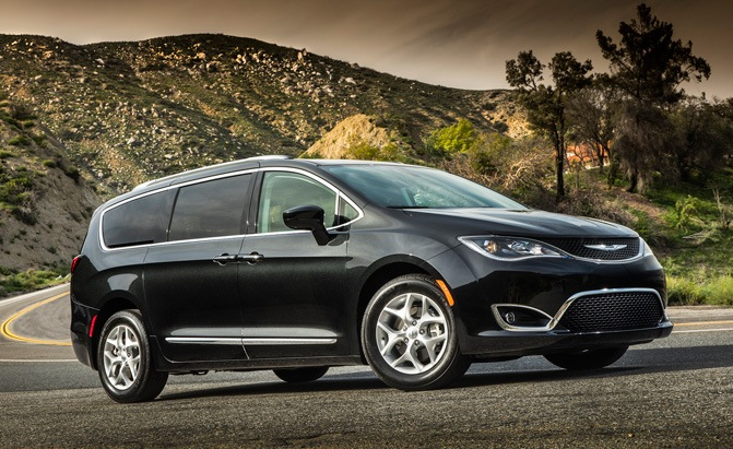 2017 Chrysler Pacifica Lineup Adds New Touring Plus Model Autoguide News