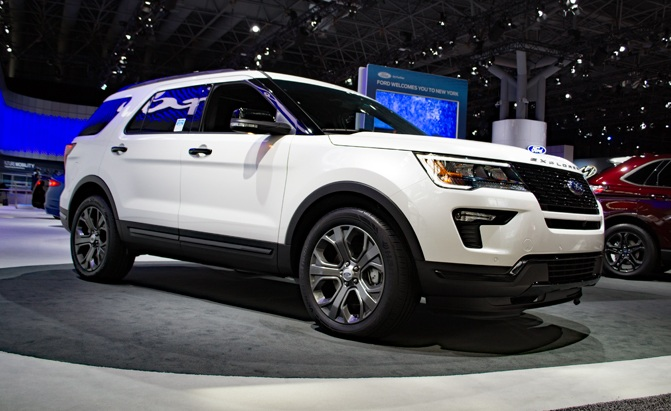 2018 ford explorer: can you spot the updates? » autoguide news
