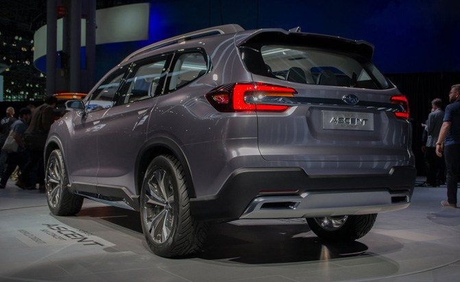 2018 Subaru Outback And Ascent Concept Video First Look Autoguide News