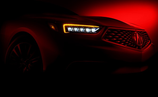 2018 acura tlx debut live stream