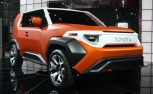 Toyota FT-4X Concept is Not the FJ Cruiser Successor You Were Hoping For