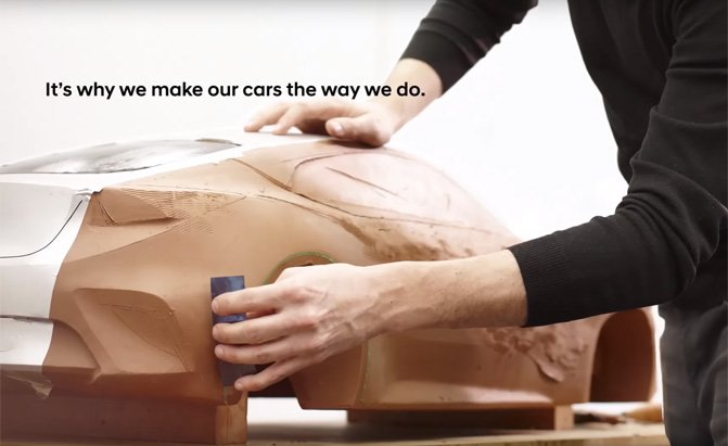 mysterious hyundai coupe clay model