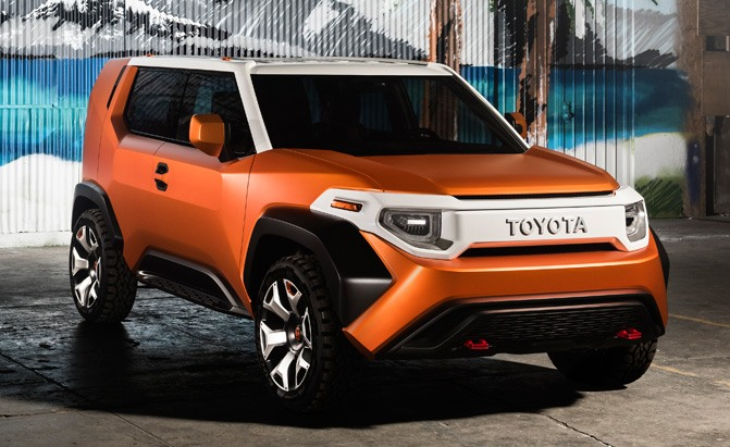 Toyota FT-4X reactions