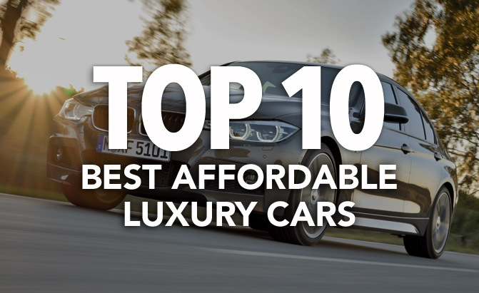 Affordable Luxury Cars >> Top 10 Best Affordable Luxury Cars Under 35 000