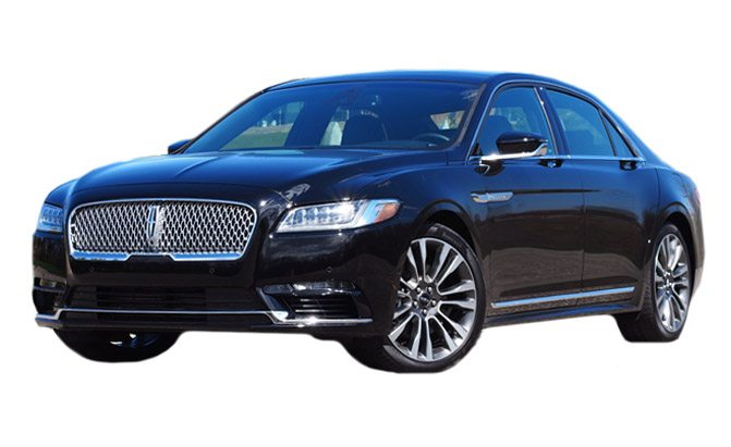 2017 Lincoln Continental AWD Reserve
