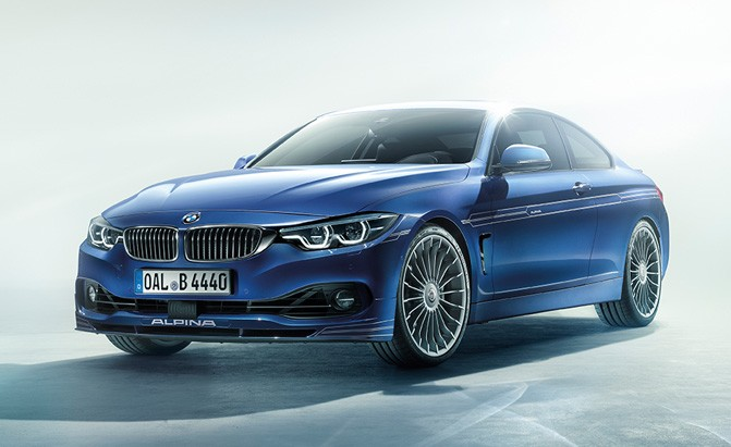 BMW Alpina B S Offers More Power Than The M AutoGuidecom - Alpina bmw