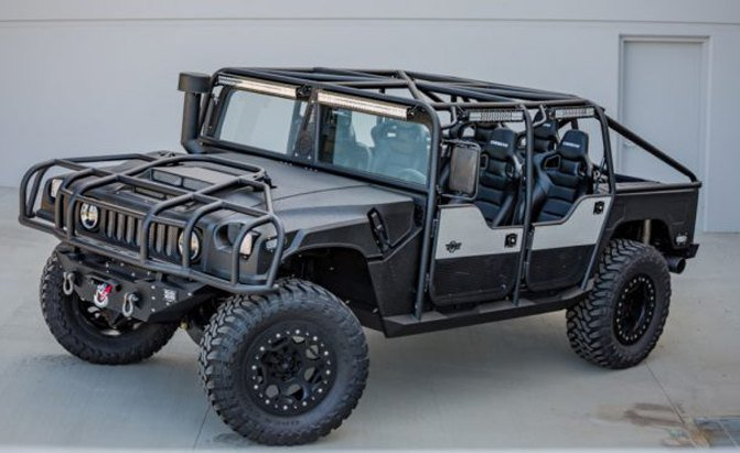 Brand New Hummer H1 Still Available To U S Army And Chinese Civilians
