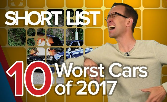 10 Worst Vehicles of 2017