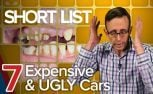 7 Expensive Cars that are Really UGLY: The Short List