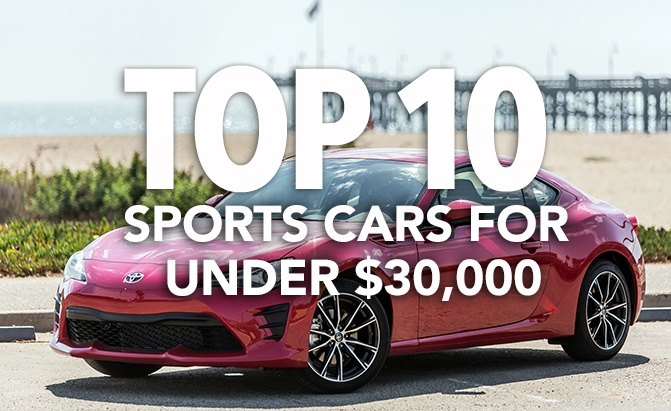 10 Best Sports Cars Under $30,000 » AutoGuide.com News
