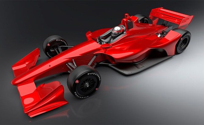 dallara ir-12 indycar series