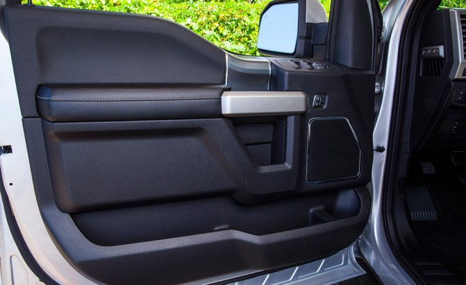 ford driver side door panel