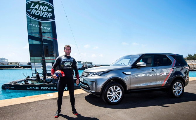 Land Rover Set to Compete in 'F1 on Water'