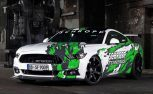 German Tuners Build an 807-HP Hellcat-Fighting Ford Mustang