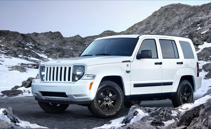 Jeep Liberty Under Investigation for Possible Airbag Issue