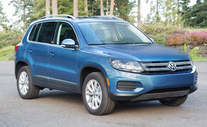 The New Old 2018 Volkswagen Tiguan Limited Gets Extra Gears