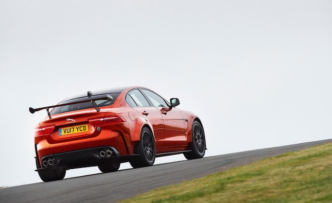 AutoGuide Weekly News Roundup - Jaguar XE SV Project 8