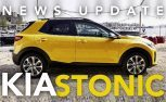 2018 Kia Stonic Debuts, Dodge Barracuda, Jaguar E-Pace Teased, New Nissan Leaf Spied and More: Weekly News Update