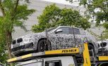 BMW X2 Shows Off its Front Bumper