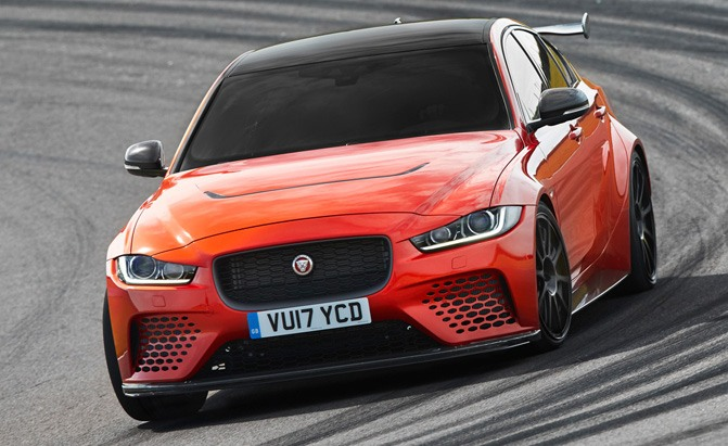 Jaguar Land Rover's SVO Really Wants to be Like Mercedes-AMG